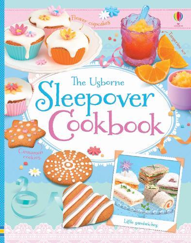 Sleepover Cookbook (Spiral bound)