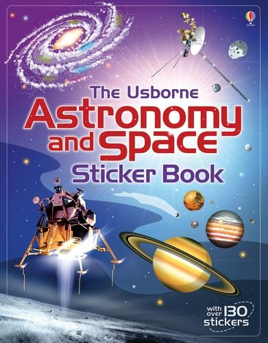 Astronomy and Space Sticker Book - Sticker Books (Paperback)