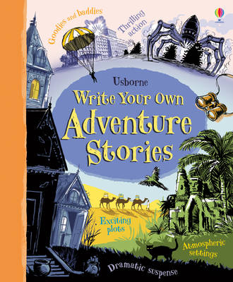 Write Your Own Adventure Stories (Hardback)