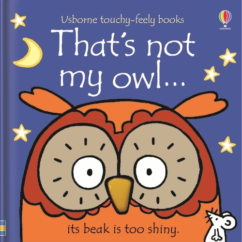 That's Not My Owl - That's Not My... (Board book)
