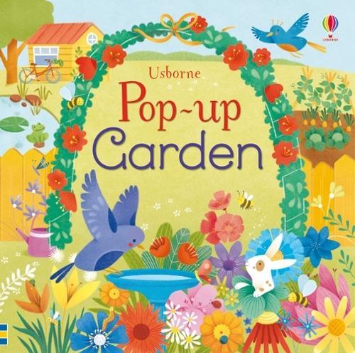 Pop-Up Garden - Pop-ups (Board book)