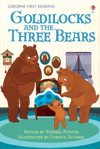 Goldilocks and the Three Bears (new) - 2.4 First Reading Level Four (Green) (Hardback)