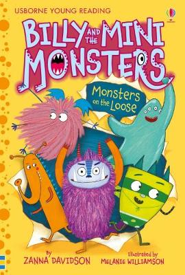 Billy and the Mini Monsters (2) - Monsters on the Loose - Billy and the Mini Monsters 02 (Hardback)