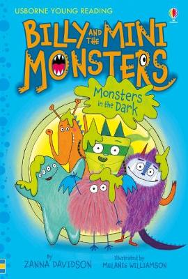 Billy and the Mini Monsters (1) - Monsters in the Dark - Billy and the Mini Monsters 01 (Hardback)