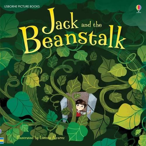 Jack and the Beanstalk - Picture Books (Paperback)