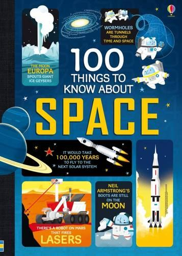 100 Things to Know About Space (Hardback)