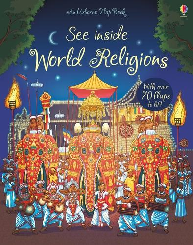 See Inside World Religions - See Inside (Board book)