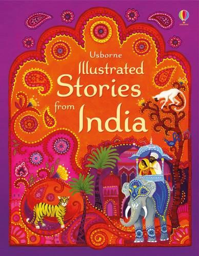 Illustrated Stories from India - Illustrated Stories (Hardback)