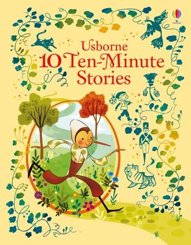 10 Ten-Minute Stories - Illustrated Story Collections (Hardback)