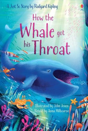 How the Whale got his Throat - First Reading Level 1 (Hardback)