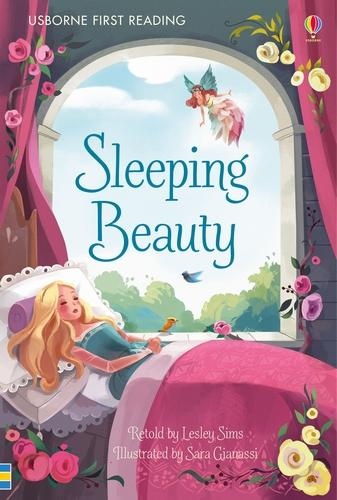 Sleeping Beauty - First Reading Level 4 (Hardback)