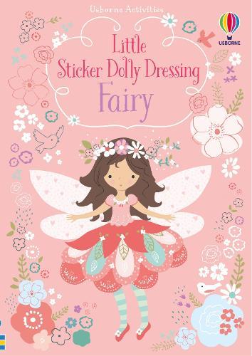 Little Sticker Dolly Dressing Fairy - Sticker Dolly Dressing (Paperback)