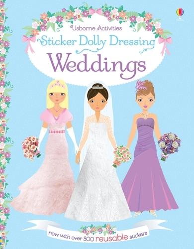 Sticker Dolly Dressing Weddings - Sticker Dolly Dressing (Paperback)