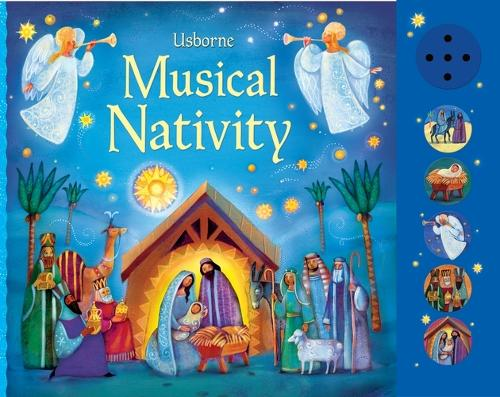 Musical Nativity - Musical Books (Hardback)