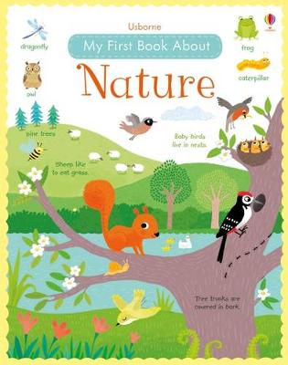 My First Book About Nature - My First Books (Hardback)