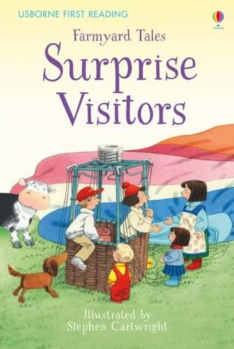 First Reading Farmyard Tales: Surprise Visitors - First Reading Series 2 (Hardback)