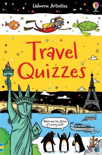 Travel Quizzes (Paperback)