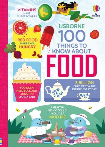 100 Things to Know About Food - 100 Things to Know (Hardback)