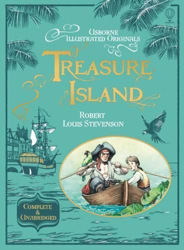 Treasure Island - Illustrated Originals (Hardback)