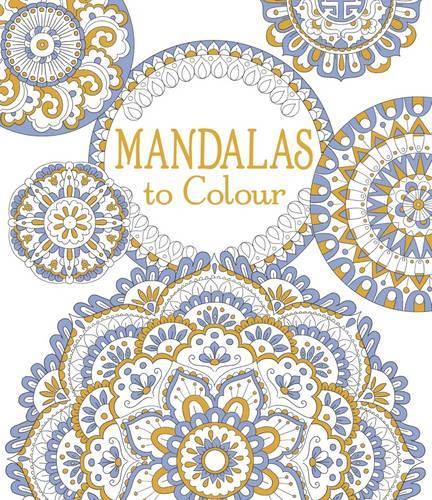 Mandalas to Colour - Patterns to Colour (Paperback)