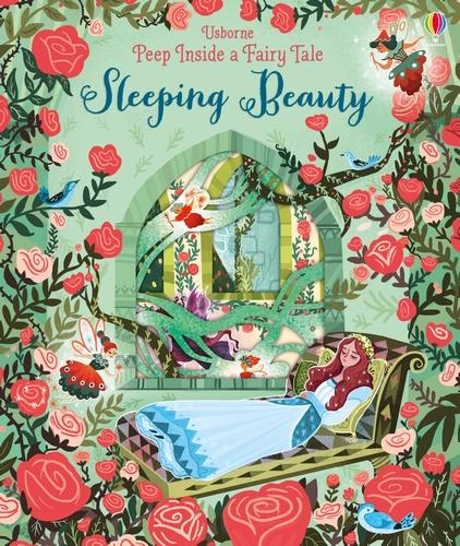 Peep Inside A Fairy Tale Sleeping Beauty - Peep Inside a Fairy Tale (Board book)