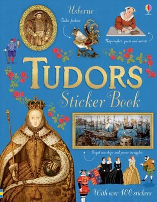 Tudors Sticker Book - Sticker Books (Paperback)