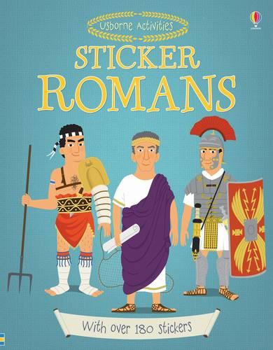 Sticker Dressing Romans