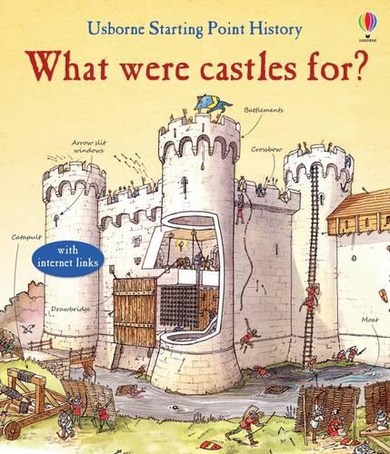 What Were Castles For? - Starting Point History (Hardback)
