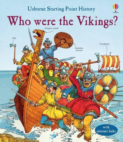 Who Were the Vikings? - Starting Point History (Hardback)