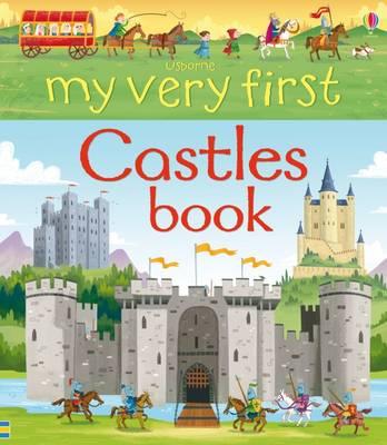 My Very First Castles Book (Hardback)