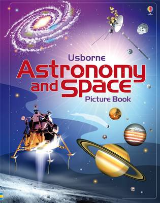 Astronomy and Space Picture Book (Hardback)