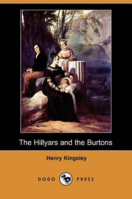 The Hillyars and the Burtons (Dodo Press) (Paperback)