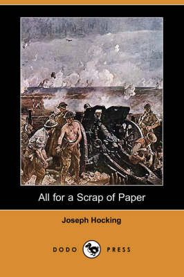 All for a Scrap of Paper (Dodo Press) (Paperback)