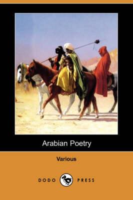 Arabian Poetry (Dodo Press) (Paperback)