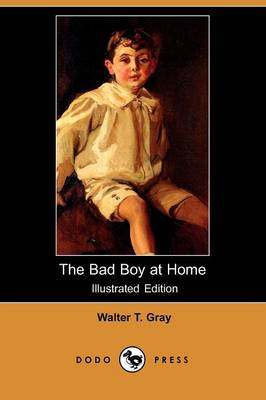 The Bad Boy at Home (Illustrated Edition) (Dodo Press) (Paperback)