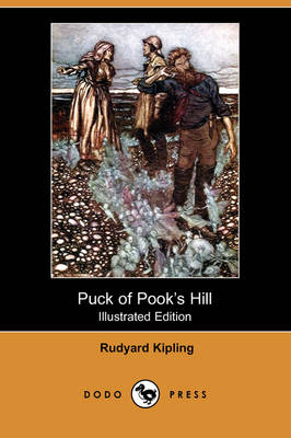 Puck of Pook's Hill (Illustrated Edition) (Dodo Press) (Paperback)