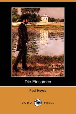 Die Einsamen (Dodo Press) (Paperback)