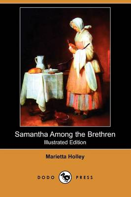 Samantha Among the Brethren (Illustrated Edition) (Dodo Press) (Paperback)