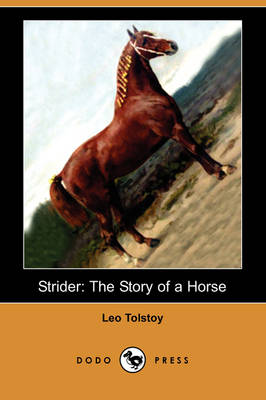 Strider: The Story of a Horse (Dodo Press) (Paperback)