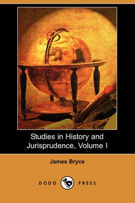 Studies in History and Jurisprudence, Volume I (Dodo Press) (Paperback)