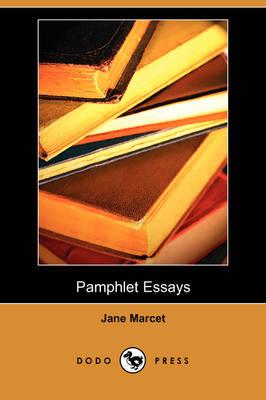 Pamphlet Essays (Dodo Press) (Paperback)