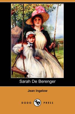 Sarah de Berenger (Dodo Press) (Paperback)