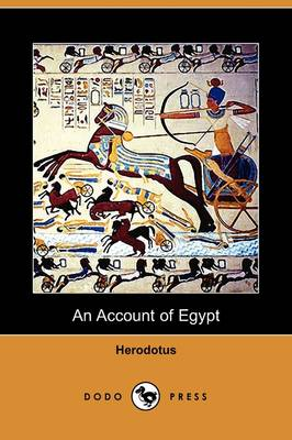An Account of Egypt (Dodo Press) (Paperback)