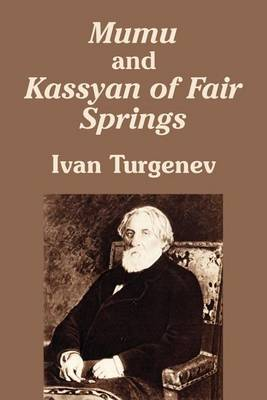 Mumu and Kassyan of Fair Springs (Paperback)