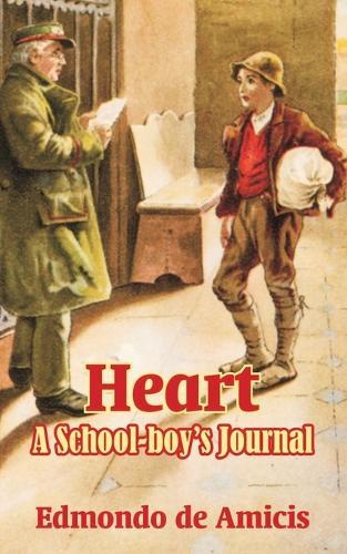 Heart: A School-Boy's Journal (Paperback)