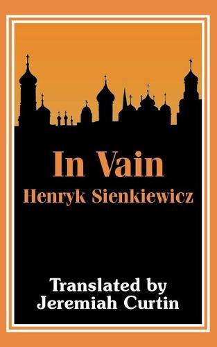 In Vain (Paperback)