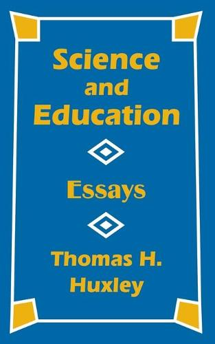 Science and Education: Essays (Paperback)