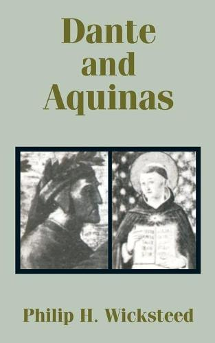 Dante and Aquinas (Paperback)