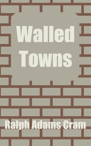 Walled Towns (Paperback)