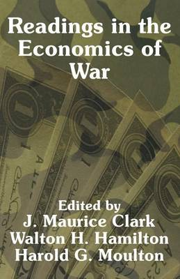 Readings in the Economics of War (Paperback)